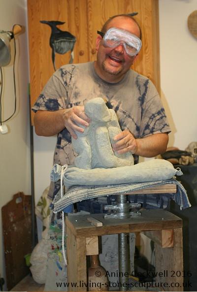Living stone sculpture courses