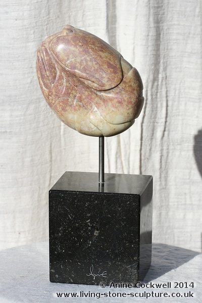 Living stone sculpture gallery